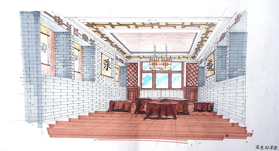 文化墙创意设计图片》》国外文化墙创意设计》》教室